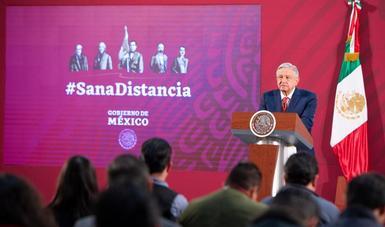 Celebra presidente aprobación histórica de reforma constitucional en materia de bienestar