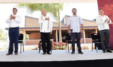 Programa de Mejoramiento Urbano construye territorios de paz en Nayarit: Román Meyer