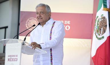 Por ningún motivo se dejará a la gente sin programas sociales, afirma presidente López Obrador