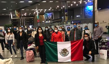 Se prevé el retorno de más de 8 mil mexicanos del exterior con el apoyo del Gobierno de México