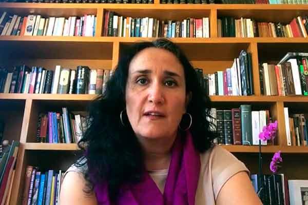 Mensaje de la Dra. Tamara Martínez Ruiz, titular de la Coordinación de Igualdad de Género de la UNAM