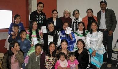 O'dam Recetario rescata y promueve  platillos indígenas del sur de Durango