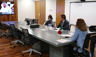México participa en Reunión Virtual Extraordinaria de Ministros de Comercio del G-20 por la pandemia del COVID-19