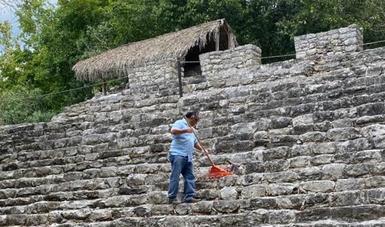 Se mantiene el compromiso del INAH con el patrimonio arqueológico y cultural de Quintana Roo