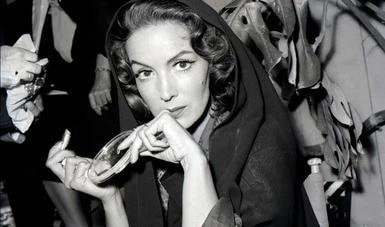 María Félix, inspiración para artistas, escritores y compositores