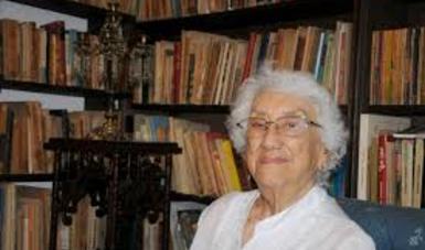 Dolores Castro, apasionada de la palabra y la poesía