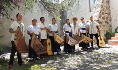 Salterios Huellas de Arte, Legado Musical de Tlaxcala muestra la versatilidad del instrumento a través de ritmos innovadores