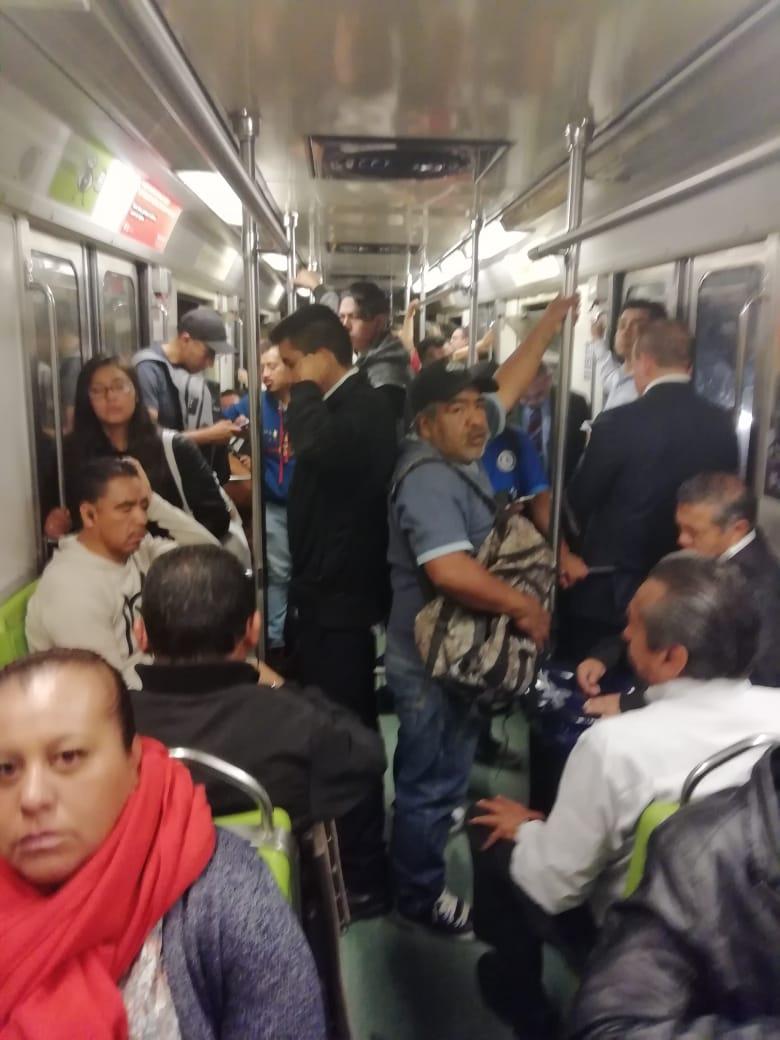 Historias en el metro - Misión imposible