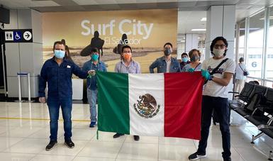 El Gobierno de México apoya el retorno de mexicanos desde España
