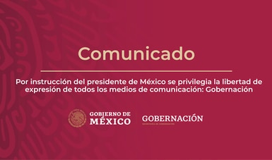 Gobernación no iniciará procedimiento administrativo sancionatorio contra El Diario de Juárez y El Diario de Chihuahua