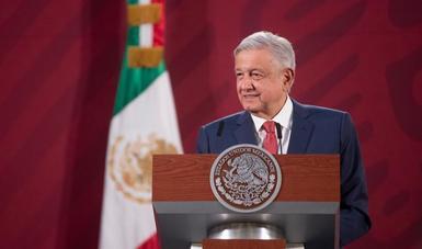 Más de 160 países respaldan propuesta mexicana de acceso igualitario a medicamentos, equipo e insumos, informa presidente