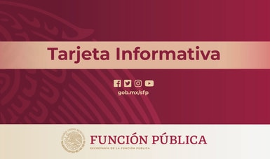 Estricta legalidad y respeto al debido proceso, principios fundamentales del trabajo de la Función Pública