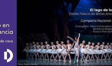 Compañía Nacional de Danza presenta El lago de los cisnes