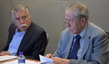 Consejo de Salubridad General lleva a cabo segunda reunión de la sesión permanente