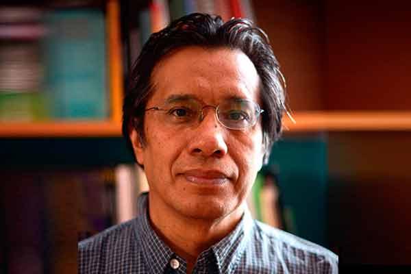 Mario Alberto Castillo, encargado de la dirección del Instituto de Investigaciones Antropológicas de la UNAM
