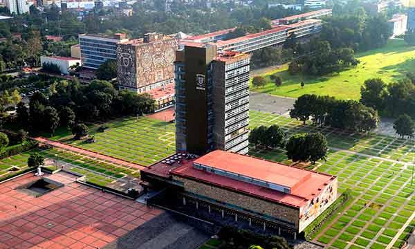 Ocupa la UNAM sitio 62 en ranking de Objetivos de Desarrollo Sostenible de la ONU