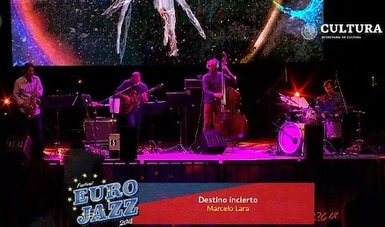 Sattva Jazz Project Jazz chilango a través de Canal 22