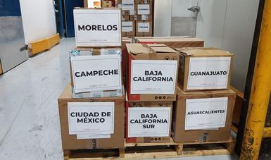 Garantiza Gobierno de México medicamentos para personas con cáncer