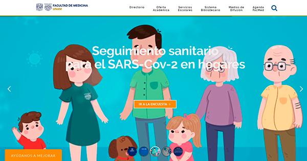 La Facultad de Medicina ayuda a cuidar la salud de la comunidad de la UNAM