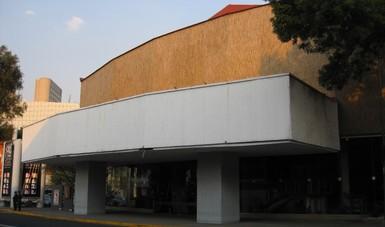 El Teatro del Bosque Julio Castillo, ícono de la escena teatral en México