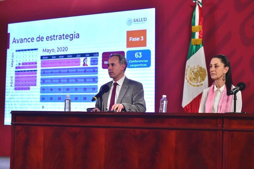 Presenta Gobierno capitalino e IMSS protocolo de traslado de personas con COVID-19 a hospitales