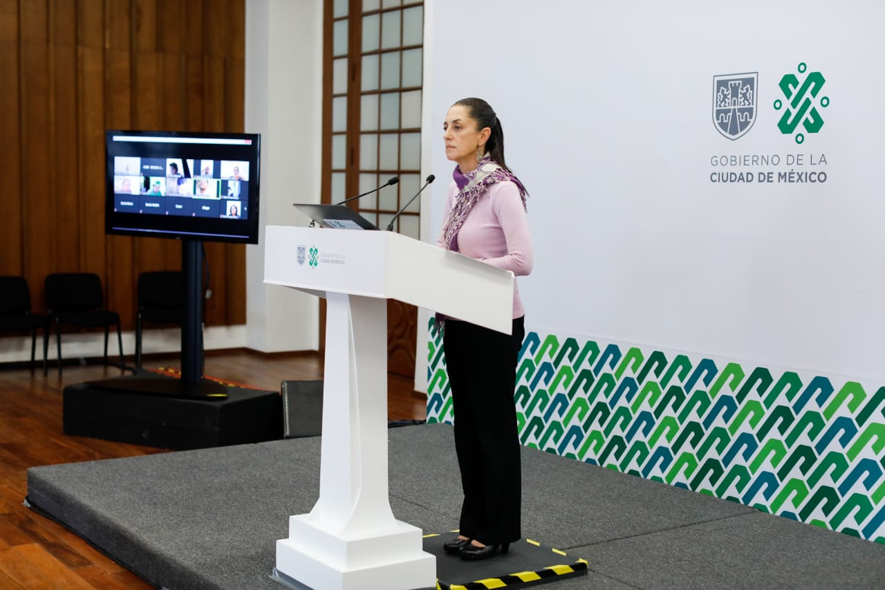 Aporta Sedena Y Marina 1,577 camas y centros de aislamiento voluntario para atender COVID-19 en la Ciudad de México