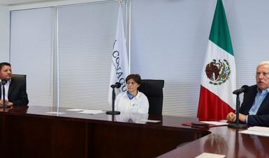 Fundamental, la cooperación entre los Poderes Ejecutivo y Legislativo para garantizar la seguridad alimentaria