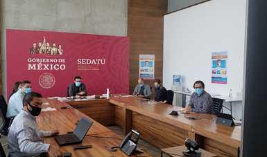 Presenta Sedatu plan de desarrollo para la Zona Norte del Valle de México y aeropuerto de Santa Lucía