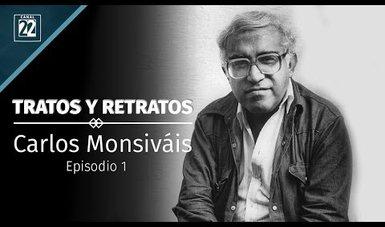 Especial de Carlos Monsiváis en Canal 22