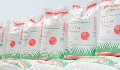 Facilita Agricultura trámite para el Programa de Fertilizantes