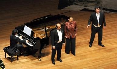 El Centro Nacional de las Artes ofrece 10 Conciertos guiados por el crítico musical Juan Arturo Brennan