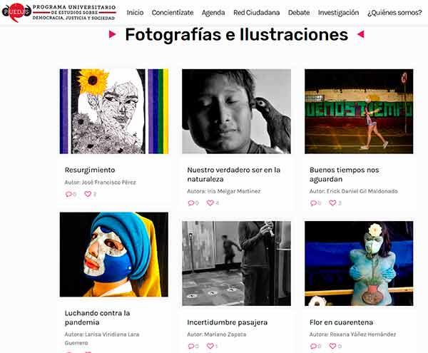 """Éxito rotundo del concurso """"Miradas artísticas sobre la pandemia: de la paranoia a la solidaridad"""""""
