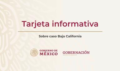 Olga Sánchez Cordero, celebra la determinación que la SCJN tomó respecto a la ampliación de mandato del gobierno de Baja California