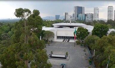 Museo Nacional de Antropología refuerza protección de sus colecciones con nuevo sistema de detección de humo y fuego