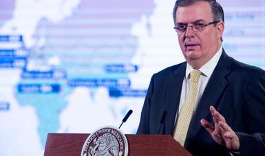 El Gobierno de México ha repatriado a más de 12 mil connacionales desde el exterior