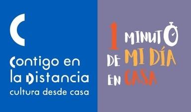 """Se extiende el plazo para que niñas y niños inscriban sus cineminutos al concurso """"Un minuto de mi día en casa"""" del Imcine"""