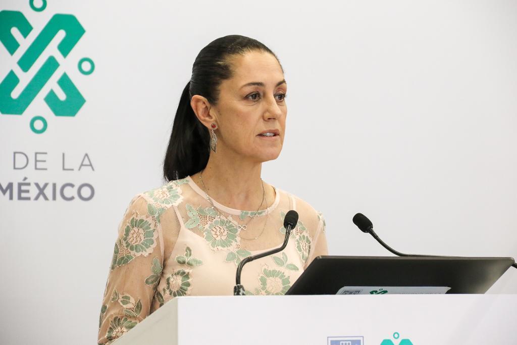 Anuncia Jefa de Gobierno 100 mil apoyos para tianguis, bazares y concentraciones durante pandemia por COVID-19
