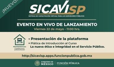 Función Pública lanzará estrategia de capacitación en línea para fortalecer profesionalización y ética en el Gobierno Federal