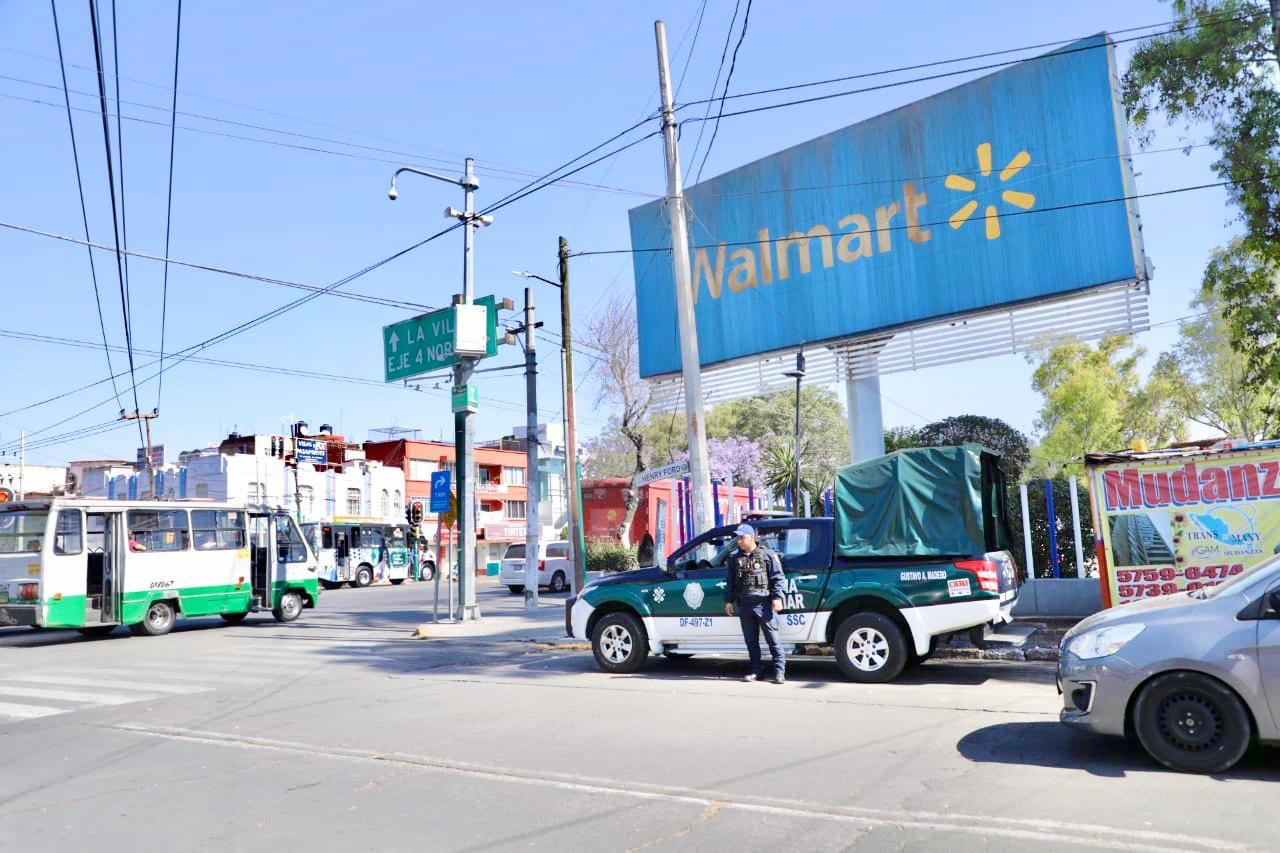 Gustavo A. Madero y grupo Walt Mart firman acuerdo para disminuir el riesgo de contagios por COVID19