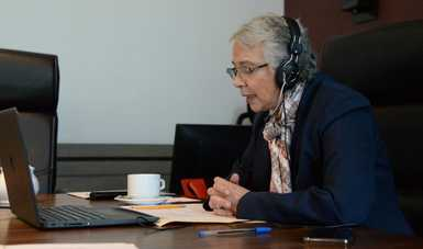 Firman Gobernación y UNFPA Convenio Marco de Cooperación Técnica para la protección integral de mujeres y niñas víctimas de violencias