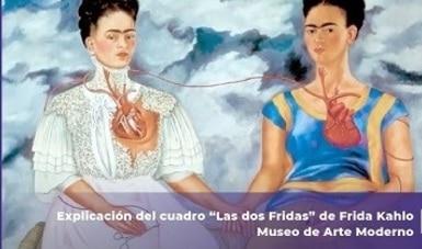 Internautas pueden conocer a Las dos Fridas