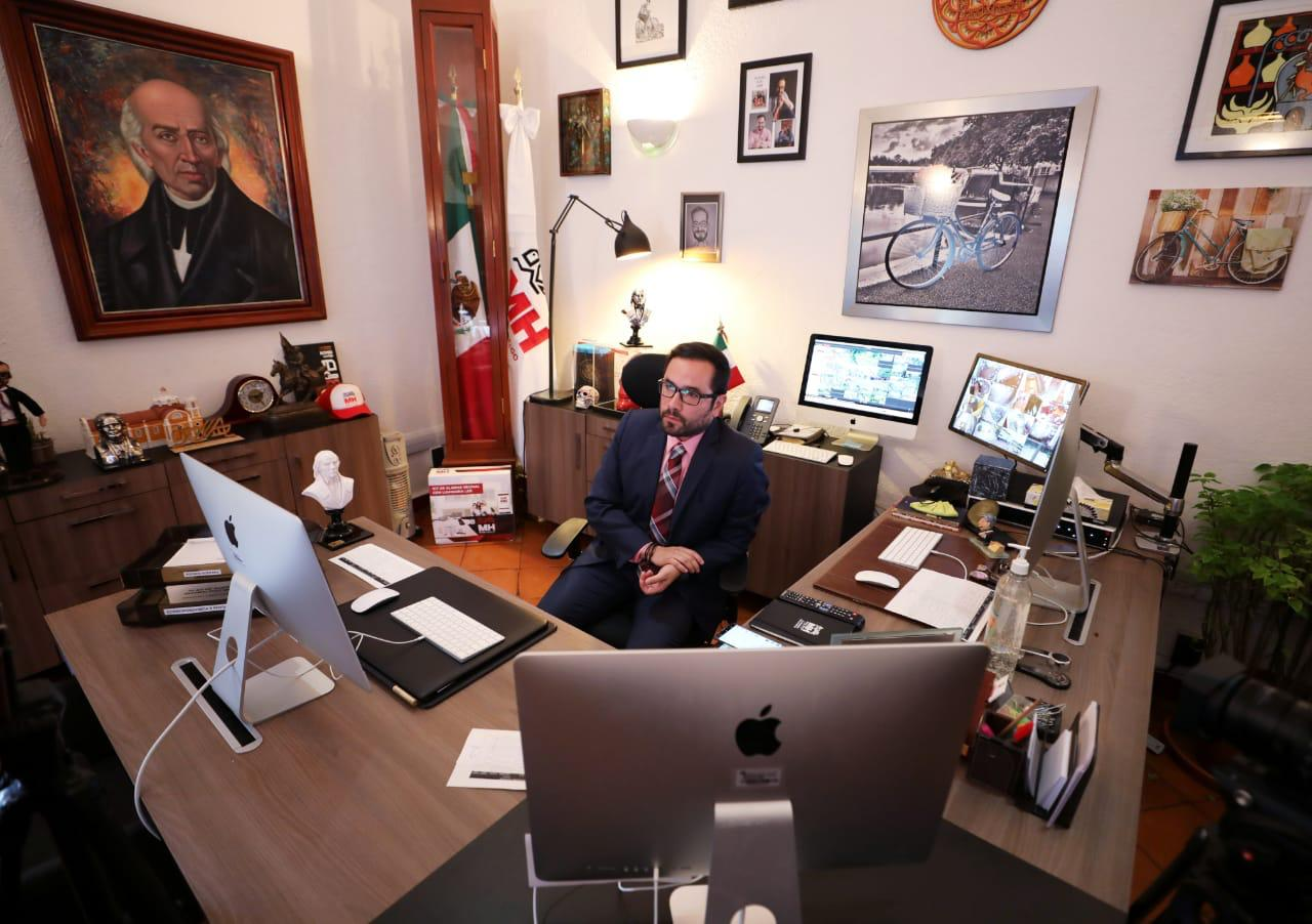 Miguel Hidalgo primera alcaldía en implementar audiencias ciudadanas digitales