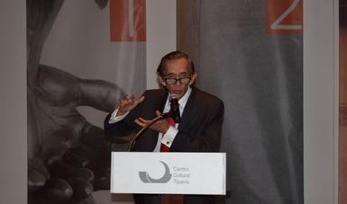 Falleció el coleccionista José Luis Muñiz, generoso aliado del Cecut