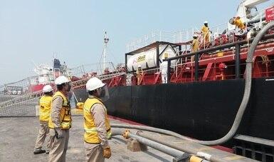 México en la lista de los 33 países que mantienen abiertos sus puertos al comercio marítimo, durante pandemia mundial