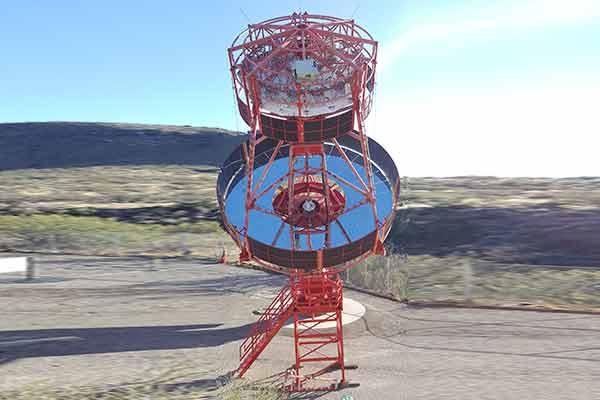 Participa la UNAM en detección de rayos gamma en Nebulosa del Cangrejo