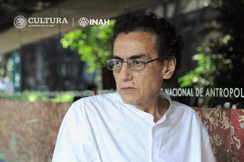 Lamenta INAH el fallecimiento del arqueólogo Vicente Camacho Lucario