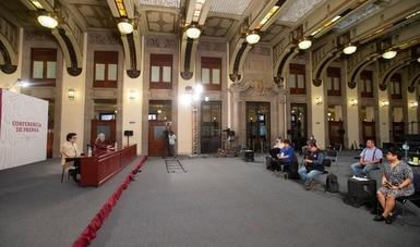 La Secretaría de Economía presentó la Ruta para la Exportación