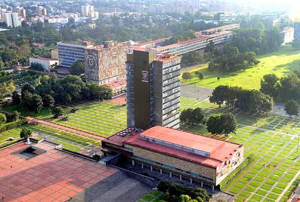 Vuelve la UNAM al selecto grupo de las 100 mejores universidades del mundo