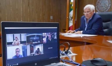 Anuncian Agricultura y gobierno de Campeche comité de evaluación de daños en el sector agrícola y pecuario por tormentas tropicales