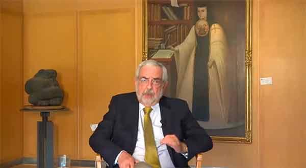 Mensaje del rector Enrique Graue Wiechers a la comunidad de la UNAM